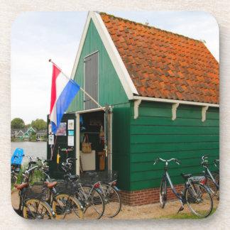 Porta-copo Bicicletas, vila holandesa do moinho de vento,