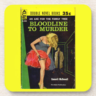 Porta-copo Bloodline dos médio-anos 50 para assassinar o