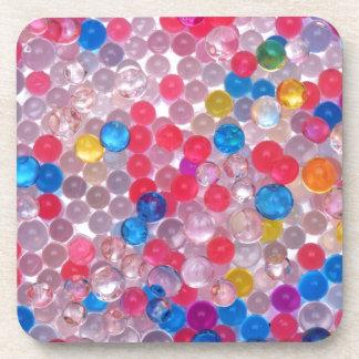 Porta-copo bolas da água do colore
