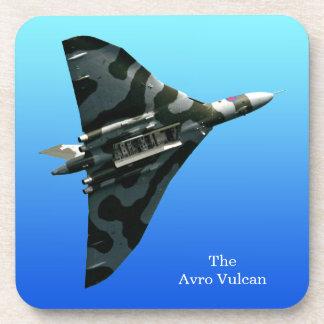 Porta-copo Bombardeiro da asa de delta de Avro Vulcan no