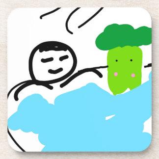 Porta-copo Brócolos bonitos em Hot Springs