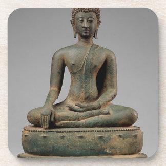 Porta-copo Buddha - Tailândia assentados