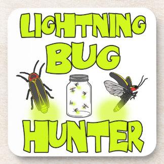 Porta-copo caçador do inseto de relâmpago