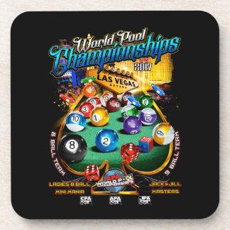 Porta-copo Campeonatos 2017 da piscina do mundo de APA