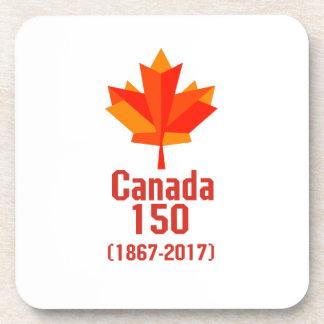 Porta-copo CANADÁ feliz 150 anos de bandeira canadense legal