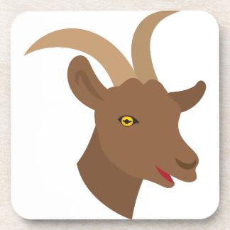 Porta-copo cara bonito masculina da cabra