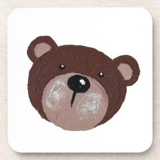 Porta-copo Cara do urso