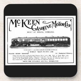 Porta-copo Carros de motor 1911 da gasolina de McKeen