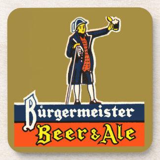 Porta-copo Cerveja & cerveja inglesa de Burgermeister