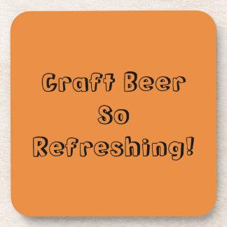 Porta-copo Cerveja do artesanato
