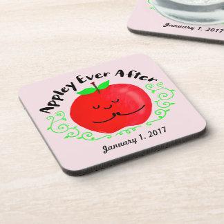 Porta-copo Chalaça positiva de Apple - Appley sempre em