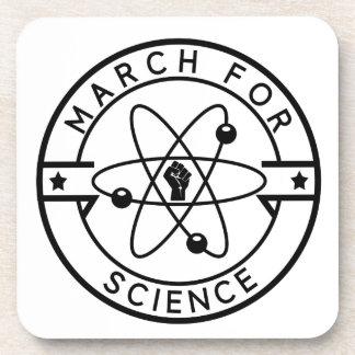 Porta-copo ciência do march_for