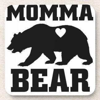 Porta-copo Citações do presente do urso de Momma as melhores
