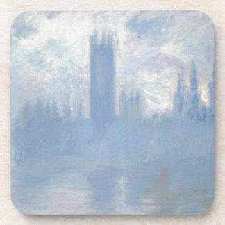 Porta-copo Claude Monet - casas da arte de Londres do