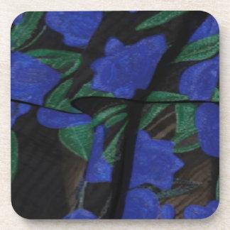 Porta-copo Coleção azul persa 2017 do desenhista