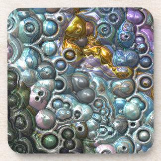 Porta-copo Conjuntos 3D coloridos