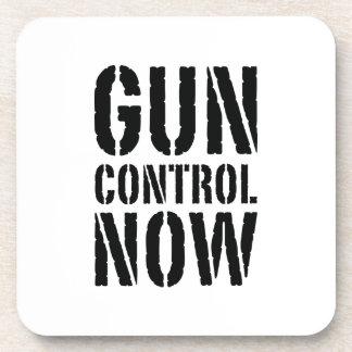 Porta-copo Controlo de armas agora