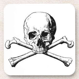 Porta-copo Crânio dos Crossbones