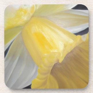 Porta-copo Daffodil amarelo