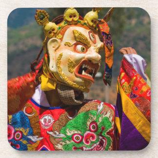 Porta-copo Dançarino do festival de Aisan