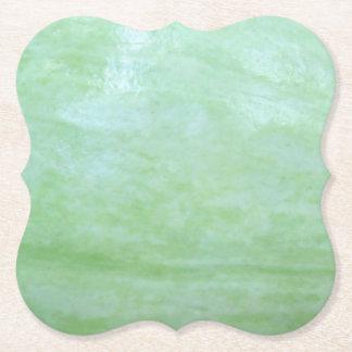 Porta-copo De Papel Foto da polpa do jardim do verde da hortelã ou de