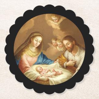 Porta-copo De Papel La Natividad