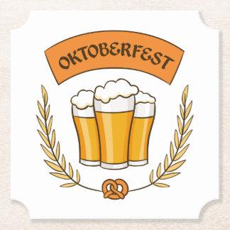 Porta-copo De Papel Portas copos de papel de Oktoberfest