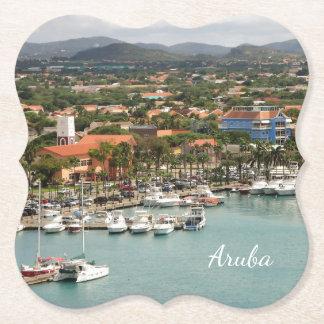 Porta-copo De Papel Porto de Aruba