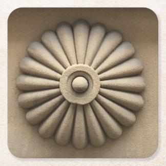 Porta-copo De Papel Quadrado Arte arquitectónica histórica da foto da