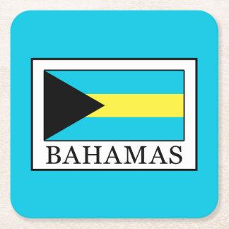 Porta-copo De Papel Quadrado Bahamas