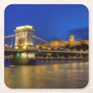 Porta-copo De Papel Quadrado Budapest, Hungria