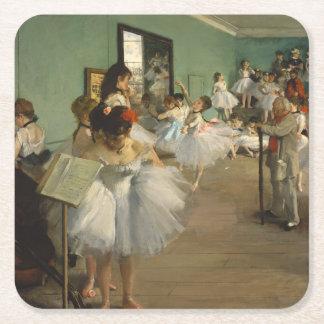 Porta-copo De Papel Quadrado Edgar Desgaseifica- a classe de dança 1874