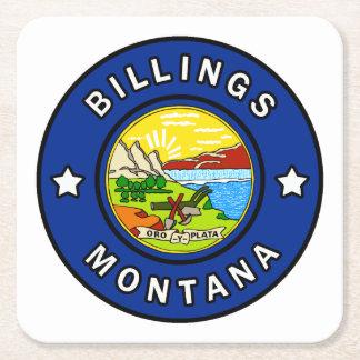 Porta-copo De Papel Quadrado Faturamentos Montana