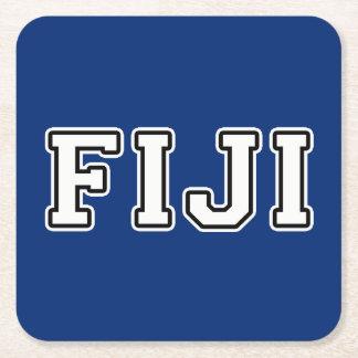 Porta-copo De Papel Quadrado Fiji