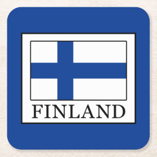 Porta-copo De Papel Quadrado Finlandia