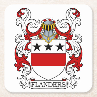 Porta-copo De Papel Quadrado Flanders feito sob encomenda
