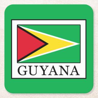 Porta-copo De Papel Quadrado Guyana