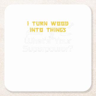Porta-copo De Papel Quadrado Madeira em coisas o que é seu Woodworker da