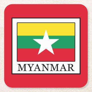 Porta-copo De Papel Quadrado Myanmar