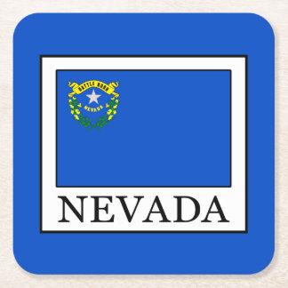 Porta-copo De Papel Quadrado Nevada