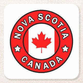 Porta-copo De Papel Quadrado Nova Escócia Canadá