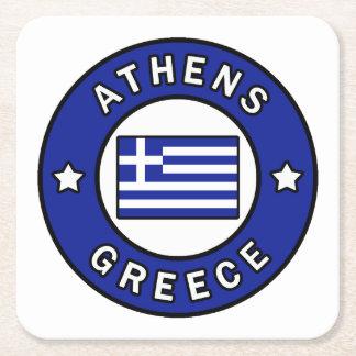 Porta-copo De Papel Quadrado Piscina de Atenas