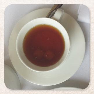 Porta-copo De Papel Quadrado porta copos do teacup do chá