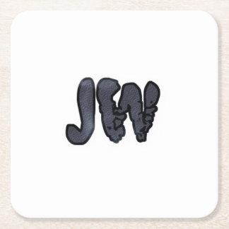 Porta-copo De Papel Quadrado Porta copos oficial de JW