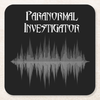 Porta-copo De Papel Quadrado Portas copos Paranormal de Soundwave do