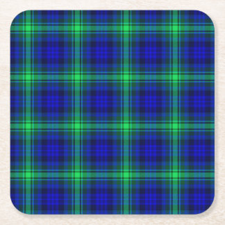 Porta-copo De Papel Quadrado Primeira xadrez de Fibonacci