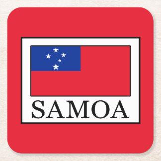 Porta-copo De Papel Quadrado Samoa