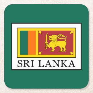 Porta-copo De Papel Quadrado Sri Lanka