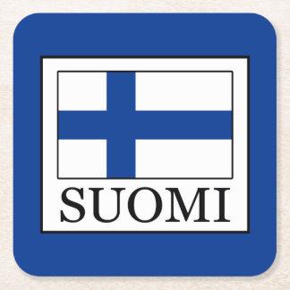 Porta-copo De Papel Quadrado Suomi