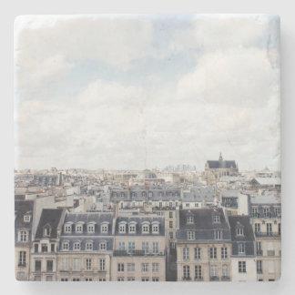 Porta-copo De Pedra Arquitectura da cidade de Paris France